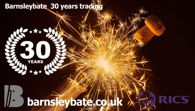 Barnsley Bate are celebrating their 30th Trading Year.