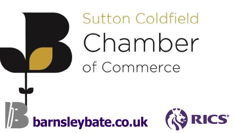 Sutton Coldfield Chamber of Commerce, the local home of good business partnerships